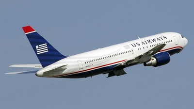 N645US - Boeing 767-201(ER) - US Airways