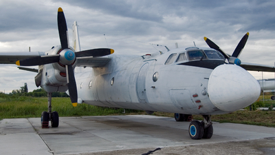 61 - Antonov An-26 - Ukraine - Air Force