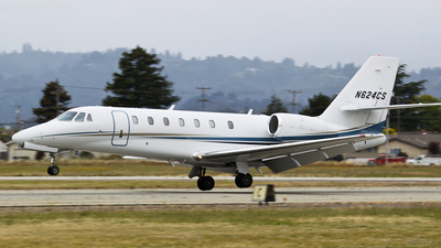 N624CS - Cessna 680 Citation Sovereign - CitationShares