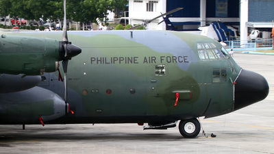4704 - Lockheed C-130H Hercules - Philippines - Air Force