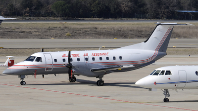 F-GTVA - Embraer EMB-120ER Bras�lia - Atlantique Air Assistance