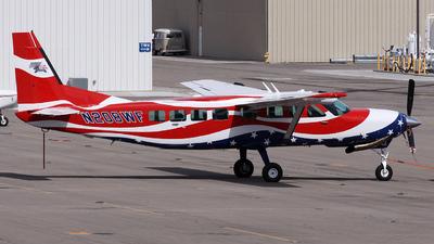 N208WF - Cessna 208B Grand Caravan - Private