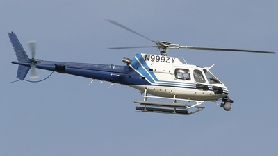 N999ZY - Eurocopter AS 350B2 Ecureuil - United States - Department of Justice (JPATS)