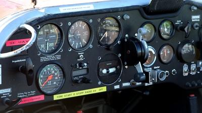 SE-UAV - Scheibe SF.25C Falke - Borlänge Flygklubb
