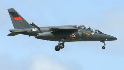 E91 - Dassault-Breguet-Dornier Alpha Jet E - France - Air Force