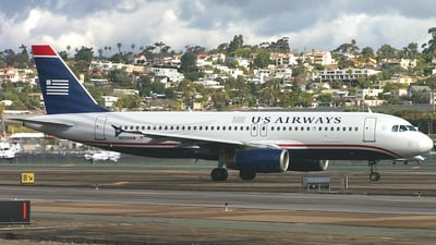 N659AW - Airbus A320-232 - US Airways (America West Airlines)