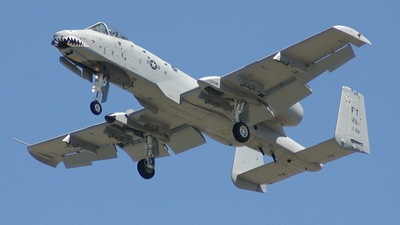 80-0208 - Fairchild OA-10A Thunderbolt II - United States - US Air Force (USAF)