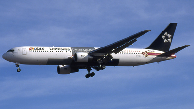OY-KDH - Boeing 767-383(ER) - Scandinavian Airlines (SAS)