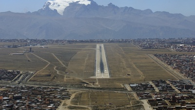 SLLP - Airport - Airport Overview