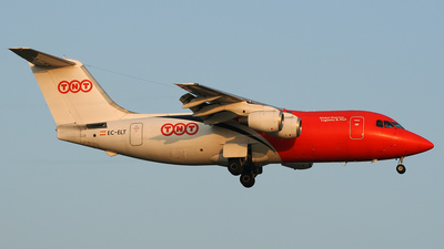 EC-ELT - British Aerospace BAe 146-200(QT) - TNT Airways (Pan Air Líneas Aéreas)
