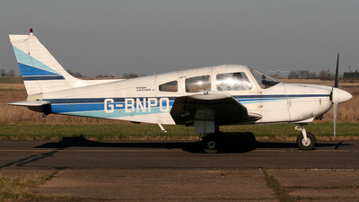 A picture of GBNPO - Piper PA28181 - [287890123] - © Terry Figg