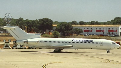F-GCMX - Boeing 727-2X3(Adv) - Constellation International Airlines