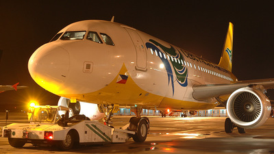 RP-C3189 - Airbus A319-111 - Cebu Pacific Air