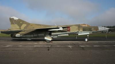 20-02 - Mikoyan-Gurevich MiG-23MF Flogger B - German Democratic Republic - Air Force