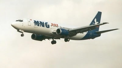 TC-MNI - Boeing 737-4K5 - MNG Airlines