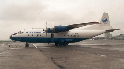 LZ-ITA - Antonov An-12B - Inter Trans Air