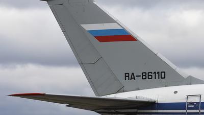 RA-86110 - Ilyushin IL-86 - Aeroflot-Don