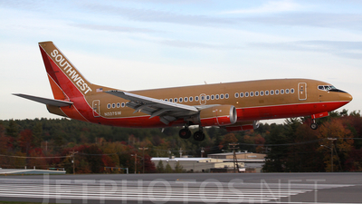 N337SW - Boeing 737-3H4 - Southwest Airlines