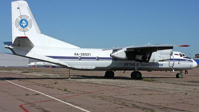 RA-26521 - Antonov An-26ASLK - Bykovo Avia