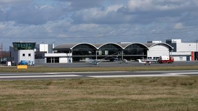 EGSY - Airport - Ramp