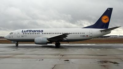 D-ABXL - Boeing 737-330 - Lufthansa