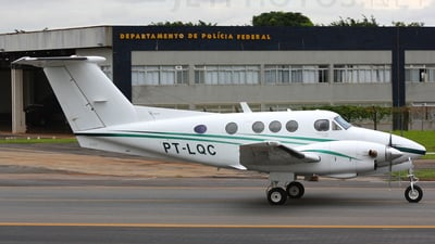 PT-LQC - Beechcraft F90 King Air - Private