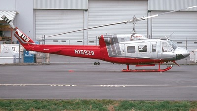 A picture of N16920 - Bell 212 - [30865] - © Mike Head - Jet Wash Photos