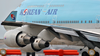 HL7486 - Boeing 747-4B5 - Korean Air