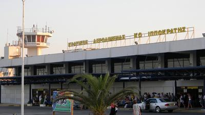 LGKO - Airport - Terminal