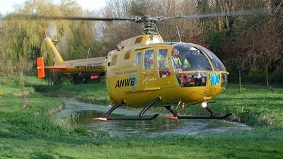 PH-KHE - MBB Bo105CBS-4 - Medical Air Assistance
