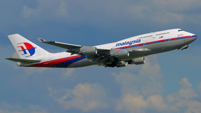9M-MPO - Boeing 747-4H6 - Malaysia Airlines