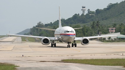 9M-MQD - Boeing 737-4H6 - Malaysia Airlines