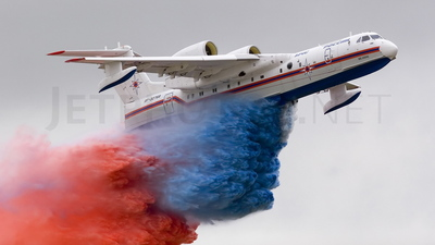 RF-32768 - Beriev Be-200ChS - Russia - Ministry for Emergency Situations (MChS)