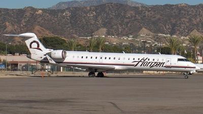 N606QX - Bombardier CRJ-701 - Horizon Air