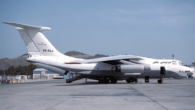 EP-ALJ - Ilyushin IL-76 - Atlas Air