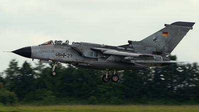 46-27 - Panavia Tornado ECR - Germany - Air Force