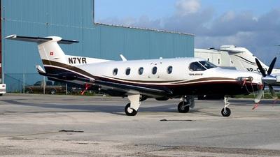 N7YR - Pilatus PC-12/45 - Private