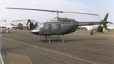 OO-DOU - Agusta-Bell AB-206B Jetranger III - Crown Helicopters