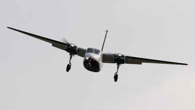 N444WA - Aero Commander 500A - Private