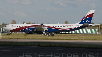 F-WJKH - Airbus A340-542 - Arik Air (Hifly)