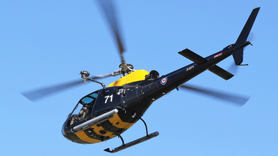 ZJ271 - Aérospatiale AS 350BA Ecureuil - United Kingdom - Defence Helicopter Flying School