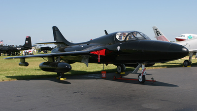 N81827 - Hawker Hunter T.75 - Private