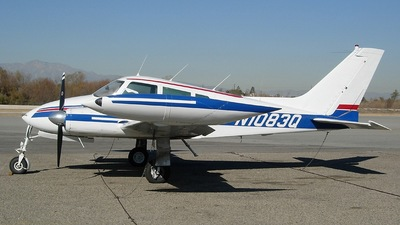N1083Q - Cessna 310H - Private