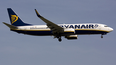 EI-DHK - Boeing 737-8AS - Ryanair