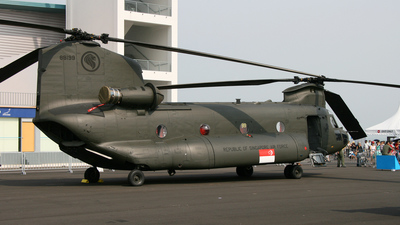 88199 - Boeing CH-47SD Chinook - Singapore - Air Force