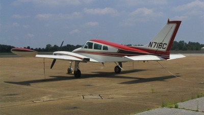 N71BC - Cessna 310G - Private