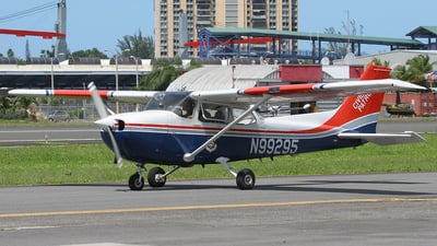 A picture of N99295 - Cessna 172P Skyhawk - Civil Air Patrol - © Angel Natal