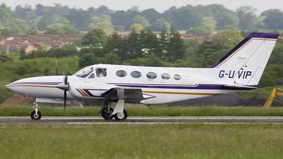 A picture of GUVIP - Cessna 421C - [421C0603] - © Steven Gray