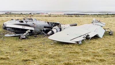 A-527 - FMA IA-58A Pucará - Argentina - Air Force