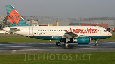 "A picture of DAVXT - Airbus A321 - Airbus - © ""Alejandro Espinoza"